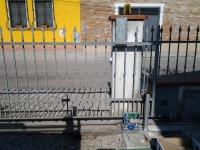 automazione cancello scorrevole sarginesco mantova