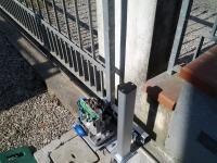 Motore BFT Ares automazione cancello scorrevole mantova
