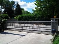 cancello automatizzato