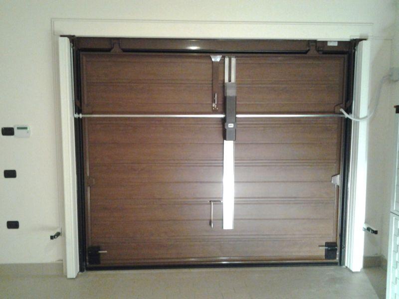 Porta garage basculante automatica - Porta automatica prezzo ...