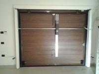 porta garage automatica
