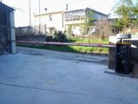 Barriera stradale sei metri Bozzolo mantova