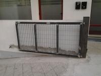 cancello originale prima della sostituzione