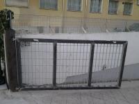 cancello pre sostituzione