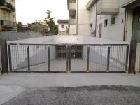 cancello a battente da sostituire
