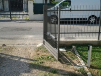 apertura cancello a battente mantova