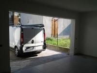 garage prima del lavoro