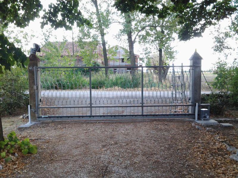 cancello scorrevole scorzarolo