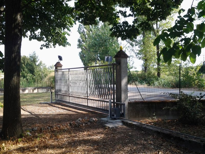 motorizzazione cancello