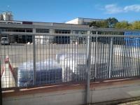 DOPO - Cancello automatico riparato