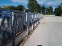 DOPO - Cancello scorrevole riparato