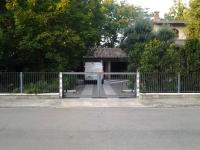 cancello a battente castelletto borgo