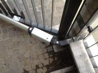 motore cancello a battente