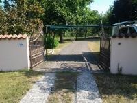 cancello a battente commessaggio