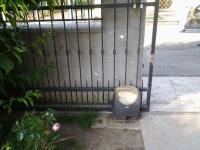 cancello scorrevole motore da sostituire