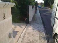 cancello scorrevole porto mantovano
