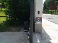 cancello automatico bft