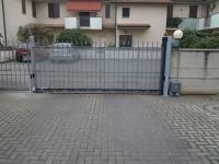 Cancello scorrevole funzionante