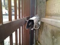 PRIMA: cancello a battente con problemi Asola