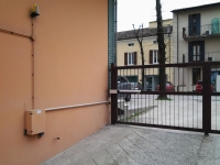 DOPO: cancello a battente condominiale asola