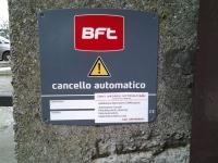 DOPO: installatore automatismi per cancelli mantova