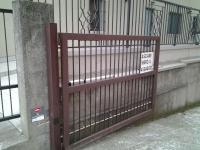 DOPO: Cancello automatico asola