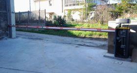 Installazione Barriera stradale a Bozzolo (MN)