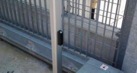Manutenzione cancello scorrevole a Casalmaggiore